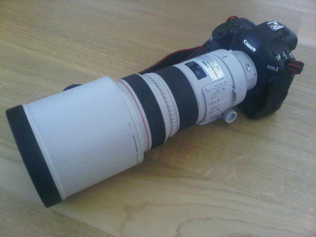 Canon 300mm f/2.8L