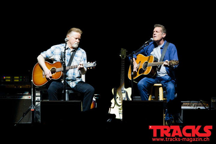 The Eagles @ Hallenstadion - Zurich