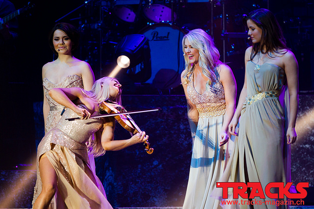Celtic Woman Hallenstadion Zurich 2015