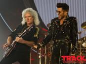 Queen ft Adam Lambert Hallenstadion Zurich 2015