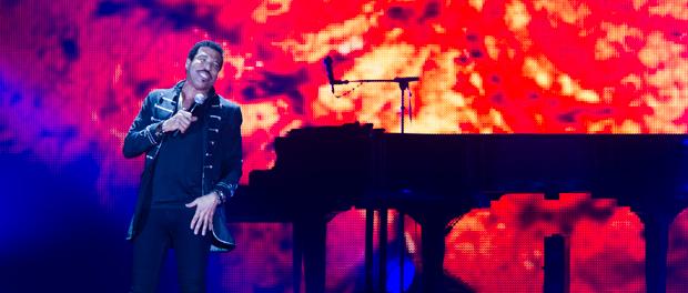 Lionel Richie @ Hallenstadion - Zurich
