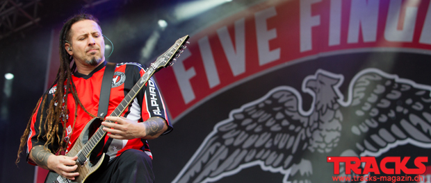 Five Finger Death Punch @ Rock the Ring - Hinwil - Zurich