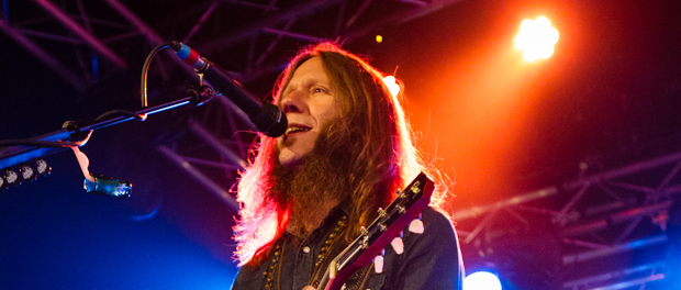 Blackberry Smoke @ Dynamo - Zurich