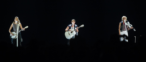Dixie Chicks @ Hallenstadion - Zurich