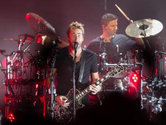 Nickelback @ Hallenstadion - Zurich